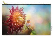 Fall Beauty In The Garden Carry-all Pouch