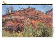 Fall Begins In Zion Carry-all Pouch