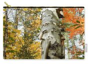 Fall Birch Tree Carry-all Pouch