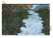 Fall By The River Carry-all Pouch