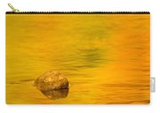 Fall Color Abstract Carry-all Pouch