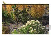 Fall Color Comes To Dillon Reservoir Carry-all Pouch