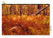 Fall Color In The Woods Carry-all Pouch