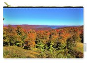 Fall Color On The Fulton Chain Of Lakes Carry-all Pouch