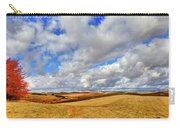 Fall Color On The Palouse Carry-all Pouch
