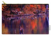 Fall Colors And Geese Carry-all Pouch
