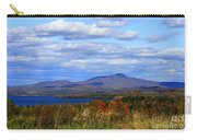 Fall Colors At Lake Carmi Carry-all Pouch