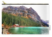 Fall Colors At Lake Louise Alberta  Carry-all Pouch
