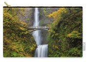 Fall Colors At Multnomah Falls Carry-all Pouch