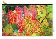 Fall Colors At The Vineyard Carry-all Pouch