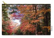Fall Colors Backroad Carry-all Pouch