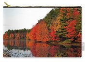 Fall Colors In Madbury Nh Carry-all Pouch
