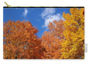 Fall Colors In Spokane Carry-all Pouch