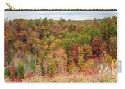 Fall Colors On Hillside Carry-all Pouch