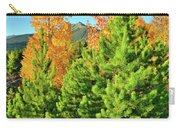 Fall Comes To Dillon Colorado Carry-all Pouch