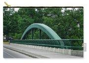 Fall Creek Gorge Bridge Cornell University Ithaca New York Carry-all Pouch