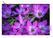Fall Crocus Carry-all Pouch