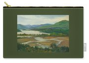 Fall Day Constitution Marsh View From Boscobel Carry-all Pouch