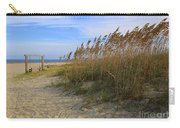 Fall Day On Tybee Island Carry-all Pouch