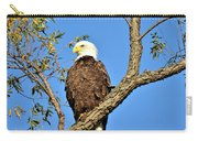 Fall Eagle Carry-all Pouch