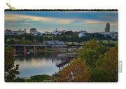 Fall Evening In Richmond Carry-all Pouch