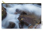 Fall Falls In Vail Carry-all Pouch