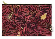 Fall Fantasy Flowers Carry-all Pouch