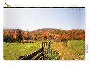 Fall Farm #4 Carry-all Pouch