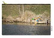 Fall Flight By Chris White Carry-all Pouch