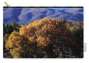 Fall Foliage And Hills, Carson City Carry-all Pouch