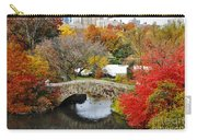 Fall Foliage In Central Park Carry-all Pouch