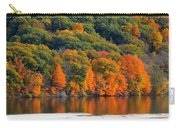 Fall Foliage In Hudson River 14 Carry-all Pouch