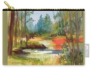 Fall Foliage In Vermont Carry-all Pouch