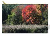 Fall Foliage Marsh Carry-all Pouch