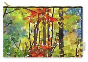 Fall Forest 2 Carry-all Pouch