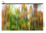 Fall Forest Colors Carry-all Pouch