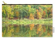 Fall Forest Reflection Carry-all Pouch