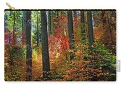 Fall Forest Splendor Carry-all Pouch