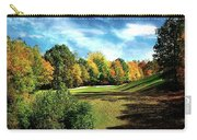 Fall Golf Course Beauty Carry-all Pouch