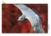 Fall Gull Carry-all Pouch