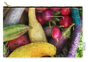 Fall Harvest Basket Carry-all Pouch