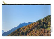 Fall In Gstaad Carry-all Pouch