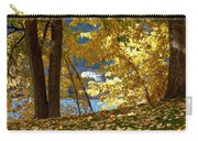 Fall In Kaloya Park 3 Carry-all Pouch