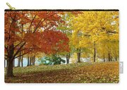 Fall In Kaloya Park 9 Carry-all Pouch