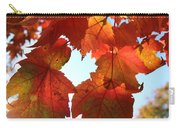 Fall In Love With Autum Carry-all Pouch