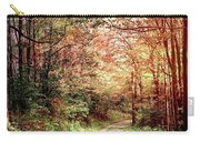Fall In Monongalia County Carry-all Pouch