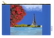 Fall In Paris Carry-all Pouch