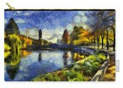 Fall In Riverfront Park Spokane Carry-all Pouch