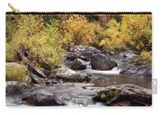 Fall In The Grand Tetons Carry-all Pouch
