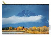 Fall At The Oxbow Carry-all Pouch